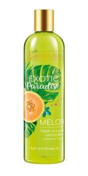 EXOTIC PARADISE Olejek do kąpieli i pod prysznic MELON / 400ml